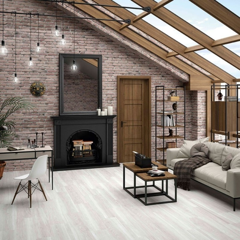 Comprar azulejos efecto madera gris claro - Kimberley Fresno