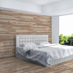 Paredes decoradas con azulejos imitacion madera - Woodland natural ambiente