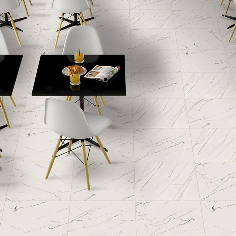 suelo imitacion marmol callacatta