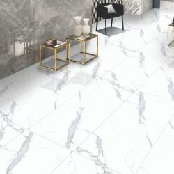 Azulejo Imitacion Marmol Callacatta Gran Formato - Carrara V