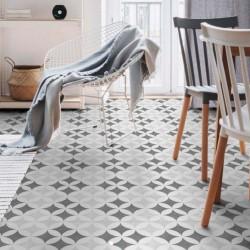 Azulejo Imitación Mosaico Porcelánico para Suelo o Pared - Toulouse