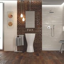 Azulejo Para suelo o pared imitación óxido mate - Pienza