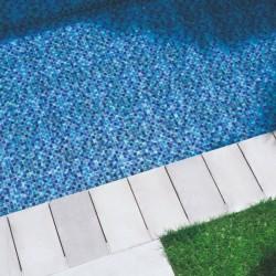 Azulejo porcelanico imitación gresite para piscina - Toja