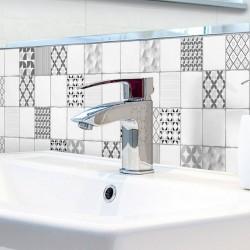 Azulejo rustico decorativo para baño - Metropolitan