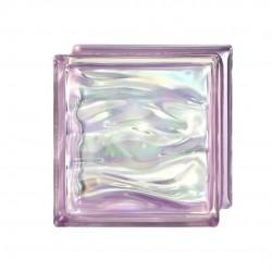 Paves Rosa de Vidrio para mampara de baño
