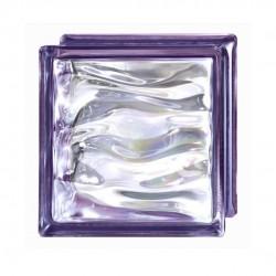 Pavés violeta para baños
