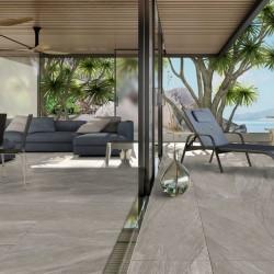 Azulejo efecto piedra para interior y exterior