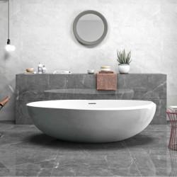 suelo imitacion marmol gris