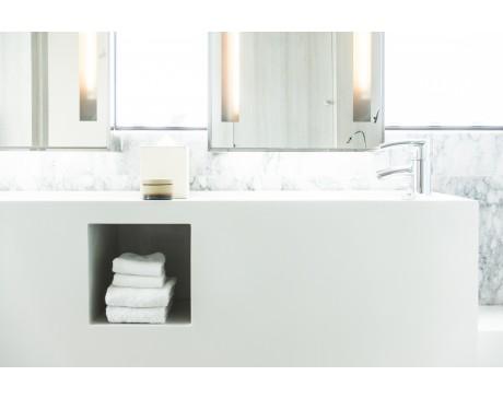 Decoración baños modernos. Azulejos y revestimientos para baño