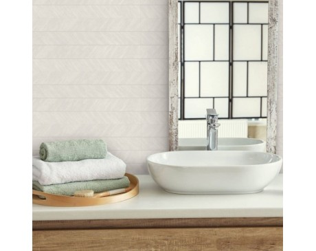 5 maneras de combinar y decorar baños con azulejos